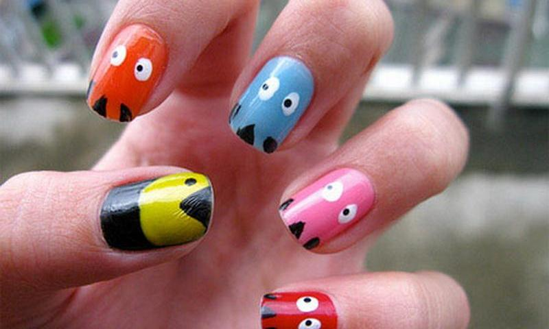 Cool Nail Painting Ideas