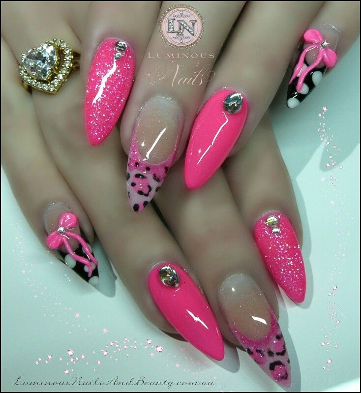 Cute Nail Designs For Tips 17 Inkcloth