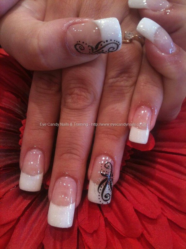 French Nail Art Designs 2014