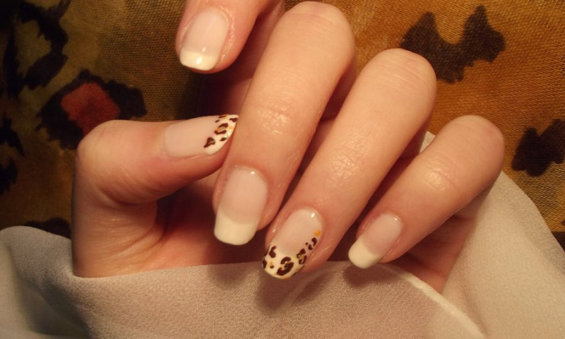 French Tip Nail Art Ideas