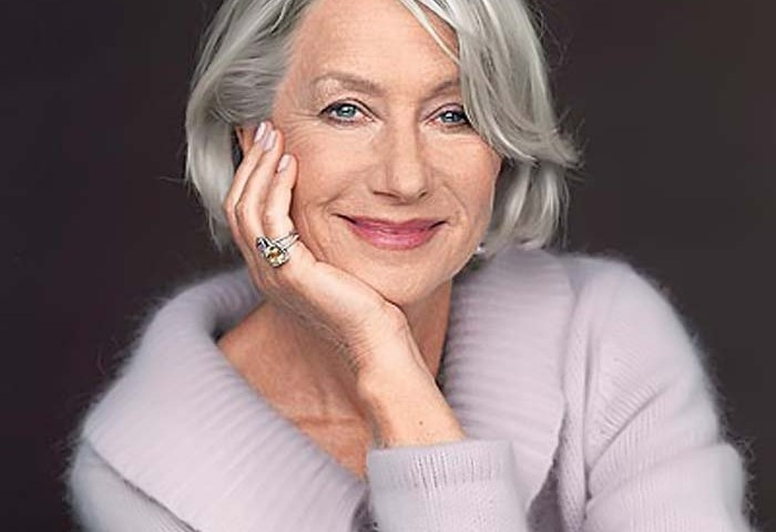Hairstyles For Grey Hair