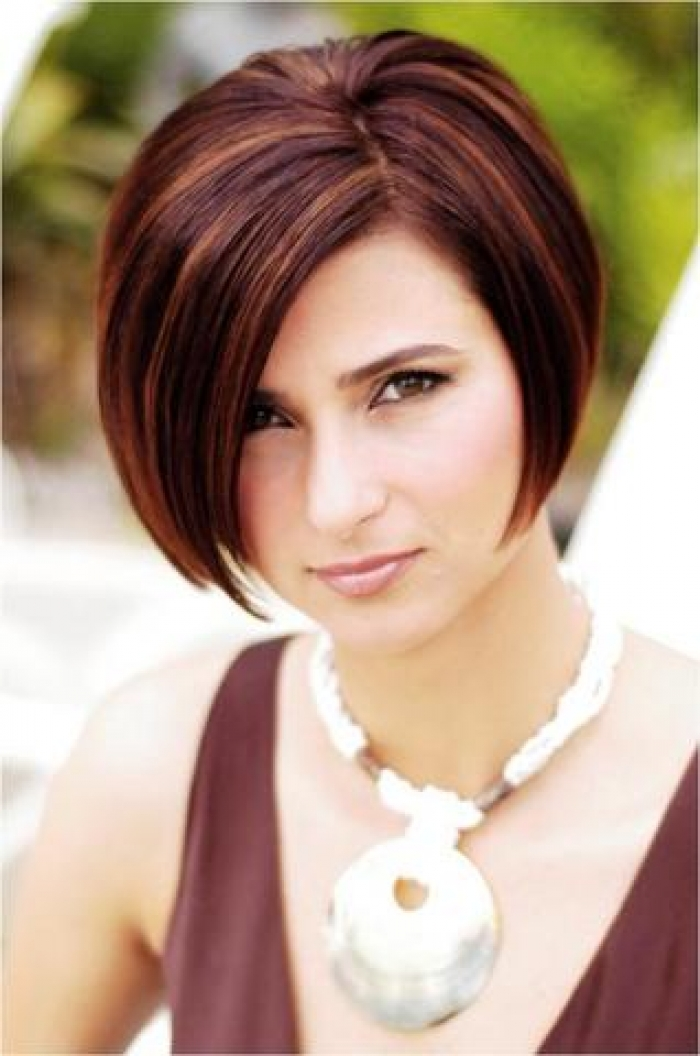 Latest Hairstyles For Short Hair Photo - Inkcloth