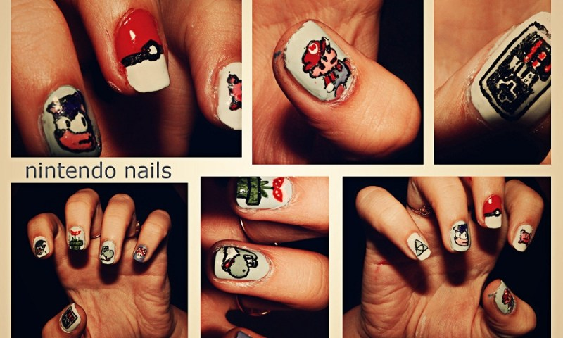 Nail Art Ideas For Kids
