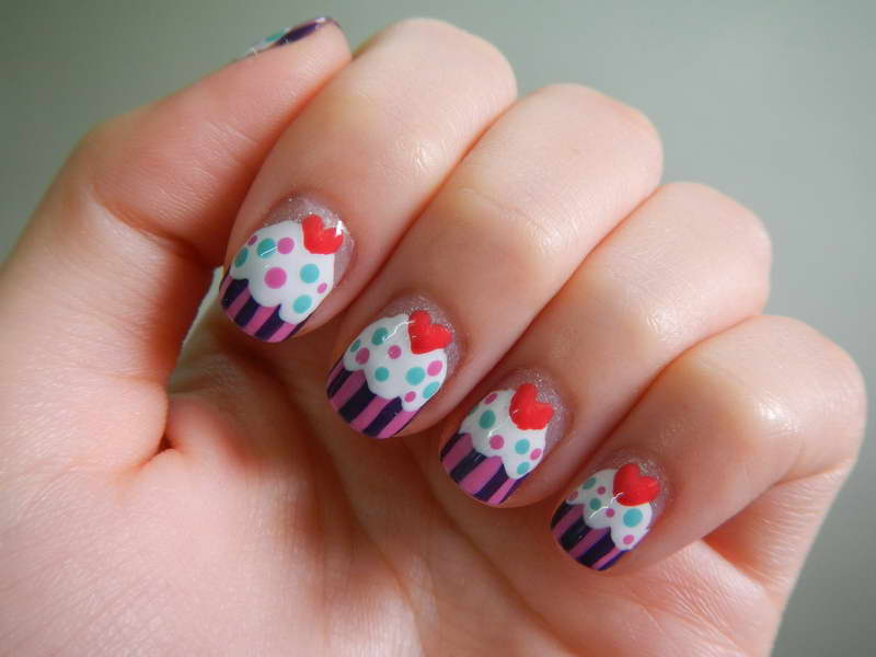 Nail Painting Designs 5 - Inkcloth