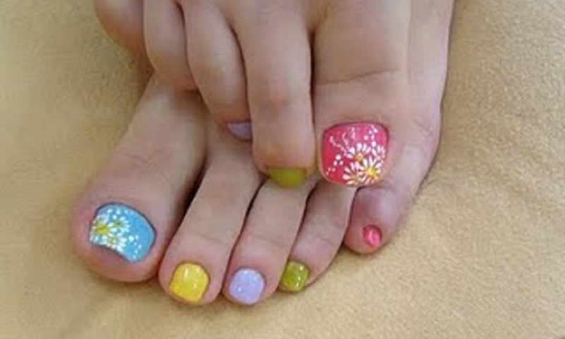 Painted Nails Ideas