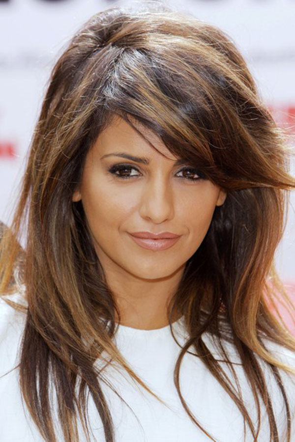 Shoulder Length Layered Hairstyles 8 - Inkcloth