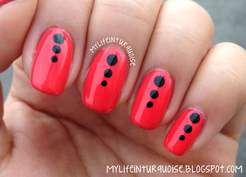Easy Design For Nails Style 1 Inkcloth