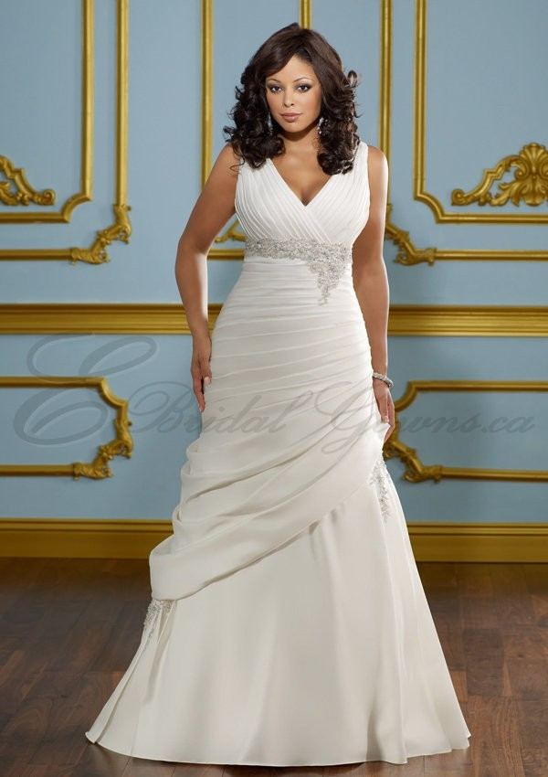 Plus Size Wedding Dresses Canada