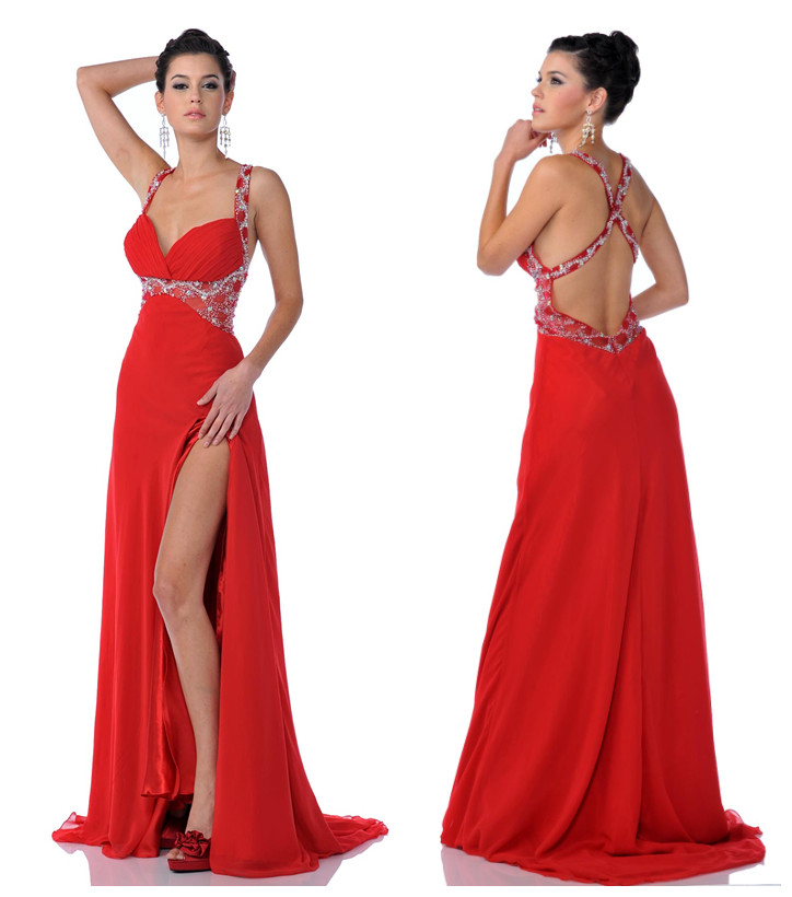 Prom Dress Styles For Body Types - Inkcloth