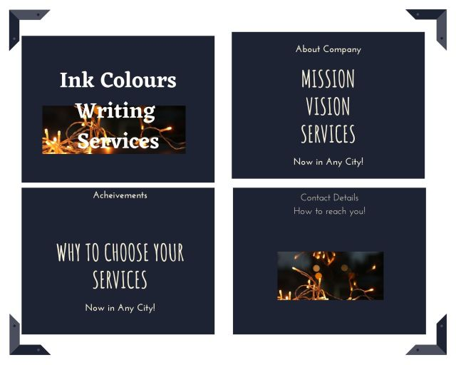 About inkcolours writing services