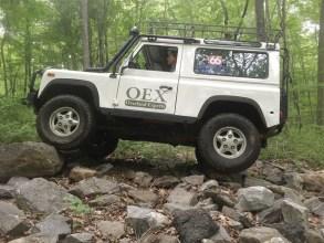 Training the Vermont Overland Club: Photograph by Erik Eisensmith © OEX