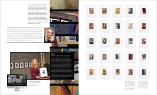 Layout &Design by Noemi Zelanski Kearns Ink Spread 3