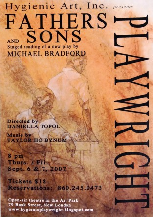 Fathers and Sons, Poster