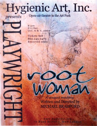 Root Woman, Poster