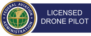 Licensed Drone Pilot