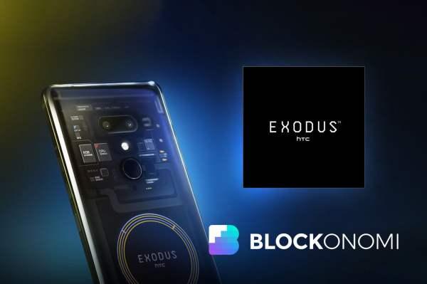 HTC Release Blockchain Phone Exodus 1s - Inkedin