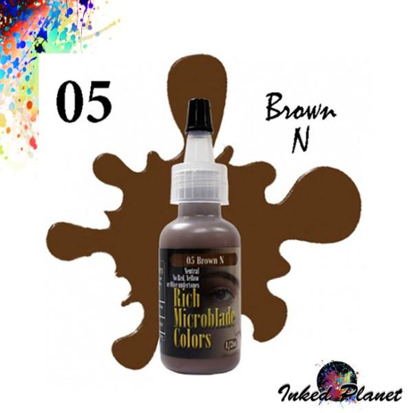 05 Brown N 15 ml