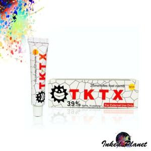 TKTX Numb White