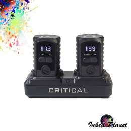 Critical baterija set