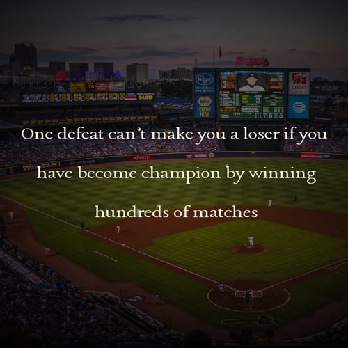 Quote After A Tough Loss