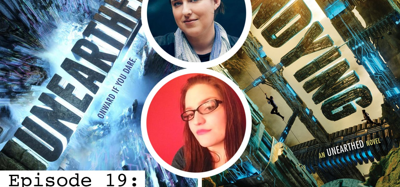 Podcast Episode 19: Amie Kaufman and Meagan Spooner on their new Sci-fi duology!
