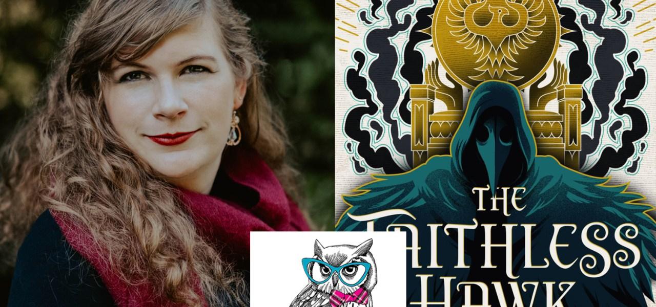 Podcast episode 43- Margaret Owen on plague, politics, and prejudice