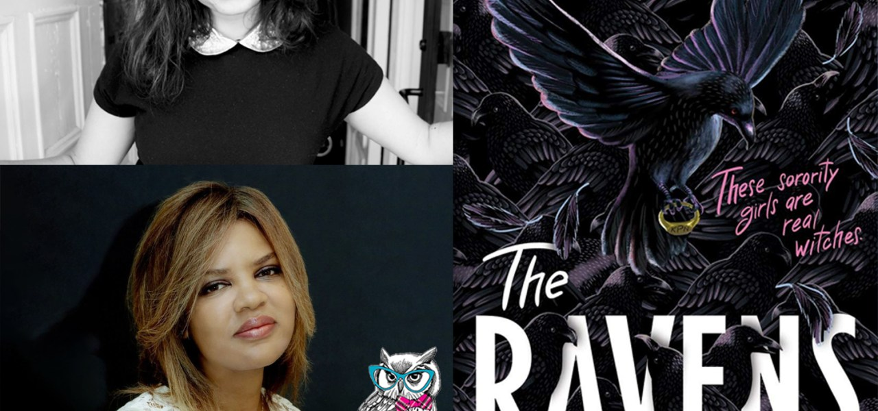 Podcast episode 48- Kass Morgan and Danielle Paige talk Sorority Witches, Magic, and Collaboration