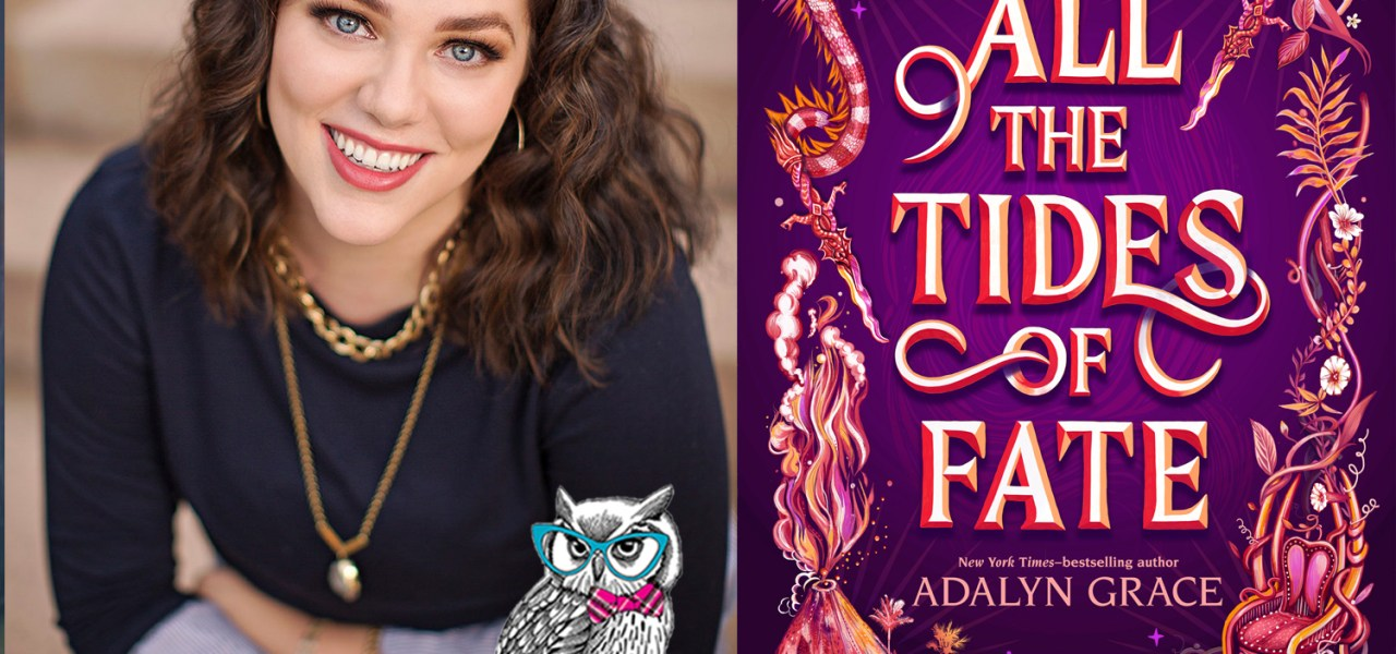 Podcast episode 51-ADALYN GRACE: On Sequels, Badass Women, and Picking Up the Pieces