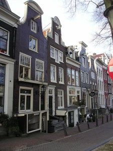 Amsterdam solo female travel