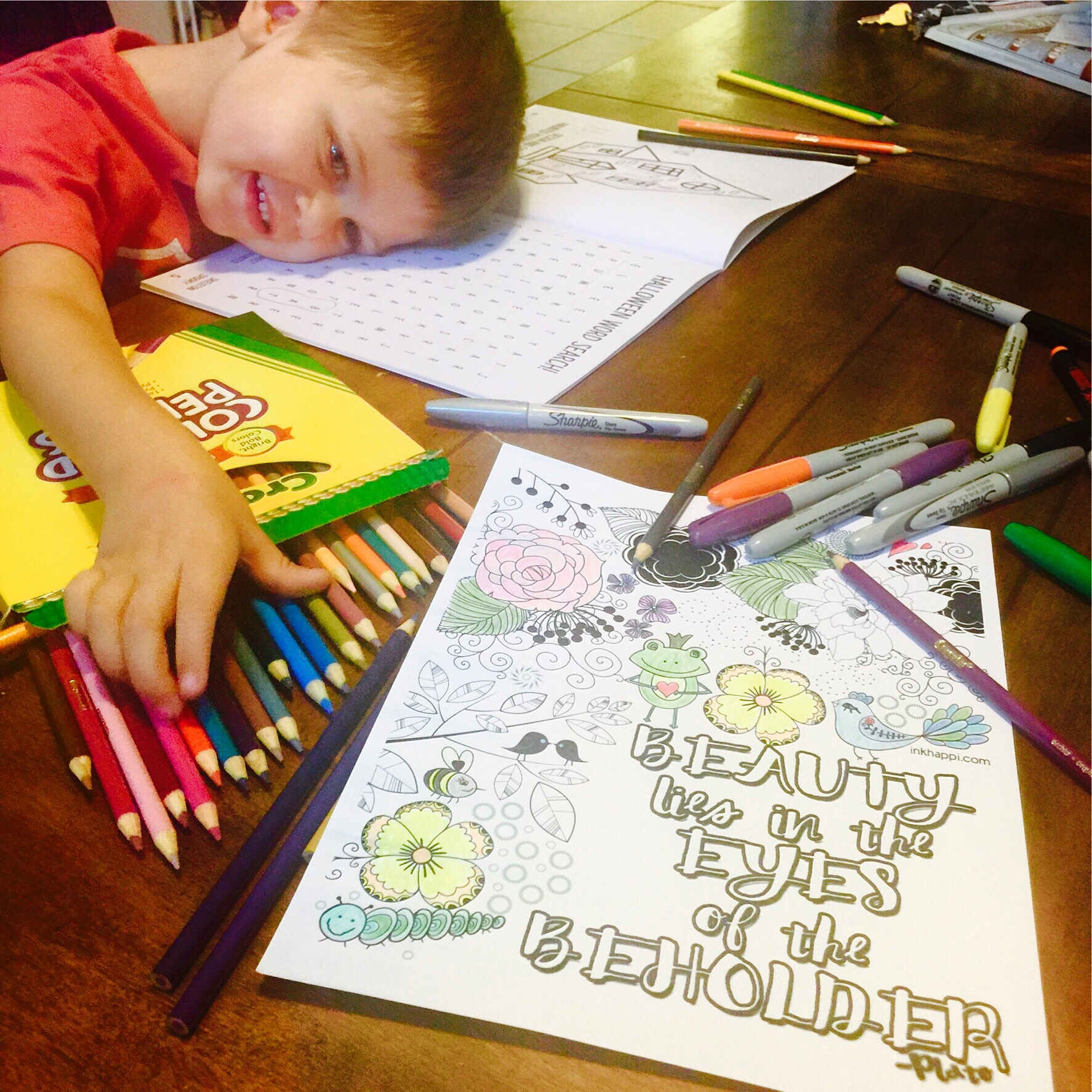 Adult Coloring Page Coloring Isn T Just For Children