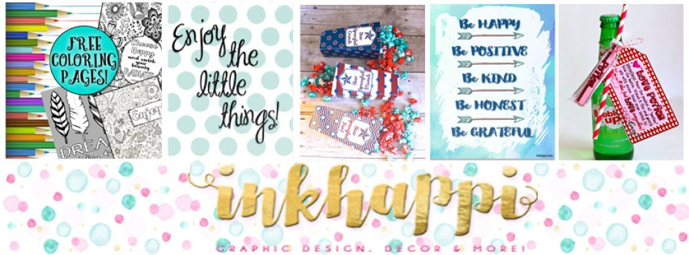 Tons of free printables at inkhappi.com!