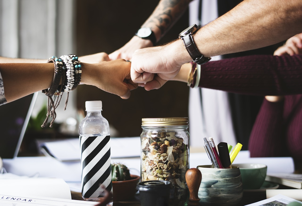 hire a team to start a business