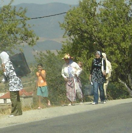 Madeleine en Marruecos