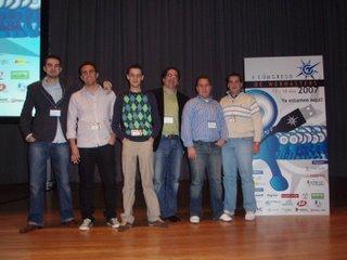 Mesa redonda en el Congreso de Webmasters