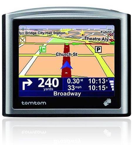 Lista de radares para TomTom