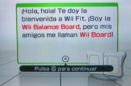WiiFit de Nintendo