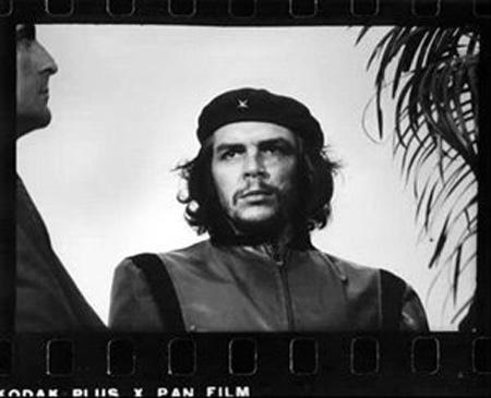 La famosa foto de Che Guevara