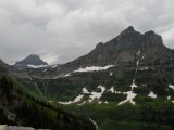 Hiking Logan's Pass