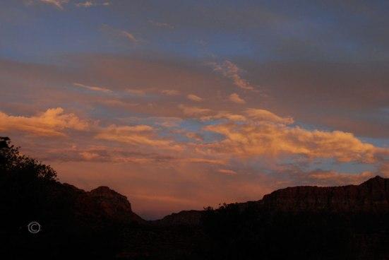 Twilight at Zion
