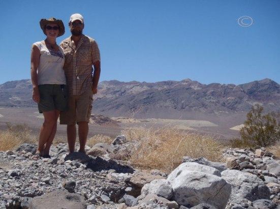 Thanks Death Valley!