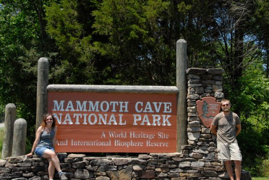 Thanks Mammoth Cave!  It's been real!