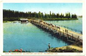 Postcard Courtesy of yellowstone-notebook.com