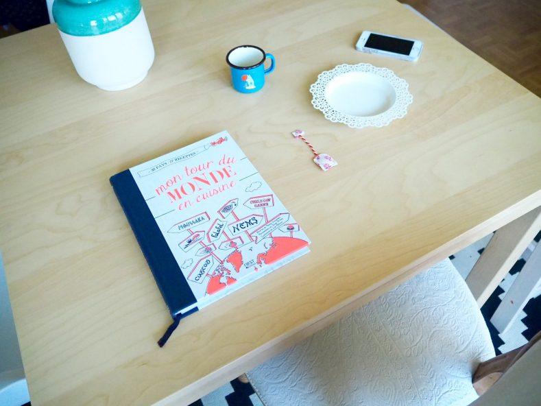 Livre de cuisine Angéline Melin