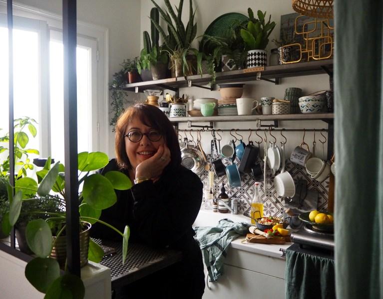 Dans la cuisine de Aude