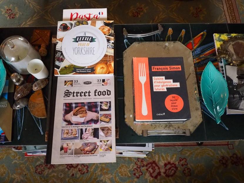 Livres de recettes de Sophie-Anne