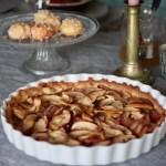 Tarte aux pommes Antonella Latus