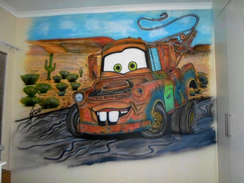 Mater Airbrushed - Ink IT Tattoos