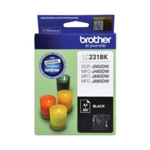 Brother LC231 Black