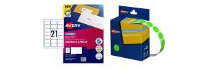 Shipping, Address & Dispenser Labels