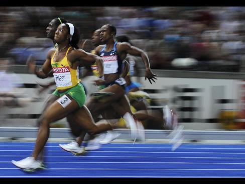 fraser 100m champion2